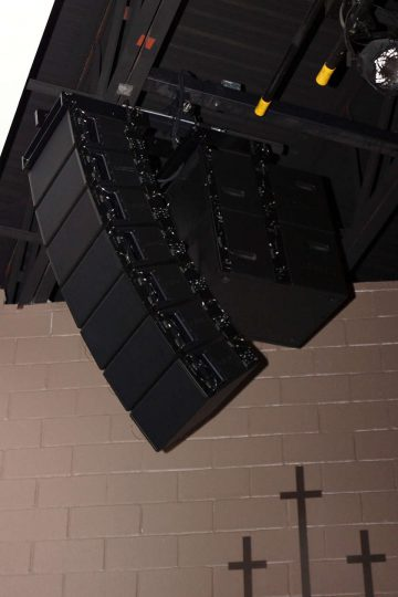 QSC Line Array