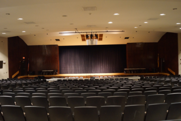 school auditorium speakers