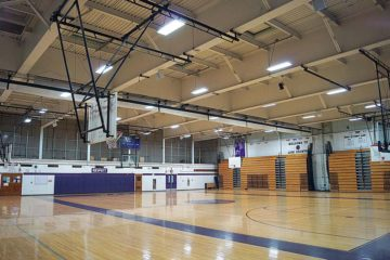 Cherry Hill West Gymnasium Sound System