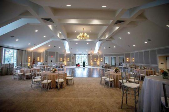 Whitemarsh Valley Country Club Ballroom Sound System