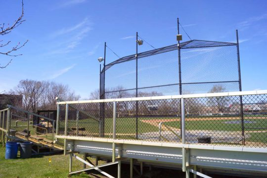 Softball Field Sound System