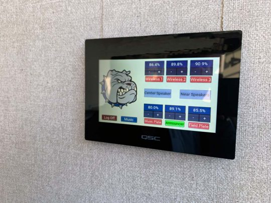 Passaic-County-Technical-Institute-Stadium-Touch-Panel