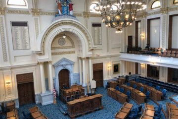 State of NJ Assembly Chambers
