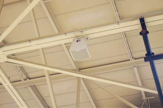 Community R.35 Loudspeaker for Floor/Court