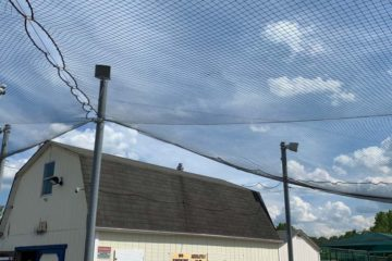 Mount Laurel Baseball Field Sound System