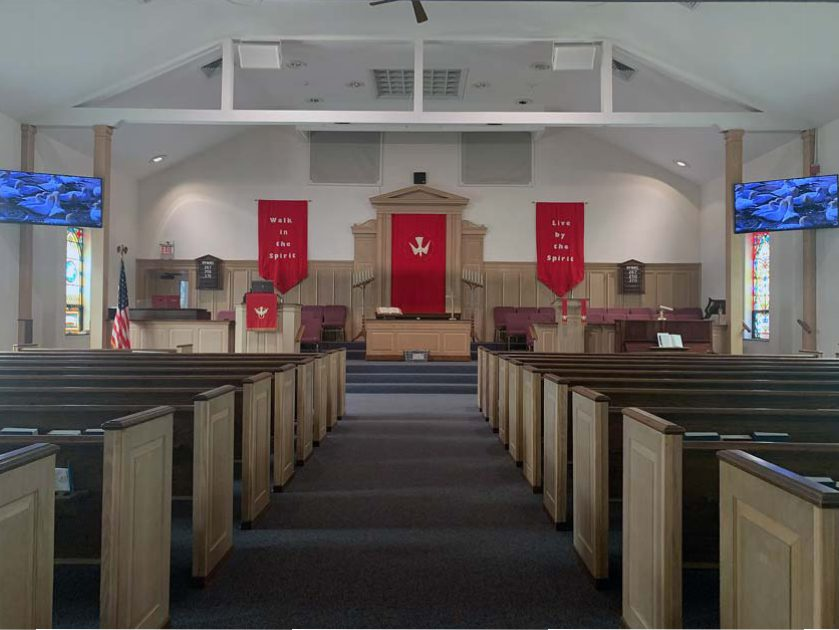 St. Pauls Presbyterian Church Sound System