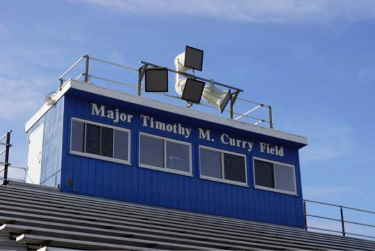 Paul VI High School Stadium Loudspeakers