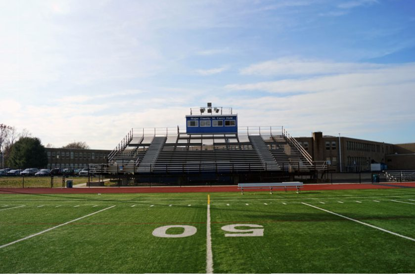 Paul VI High School Stadium Sound System