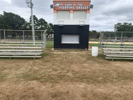 Football Field Sound System