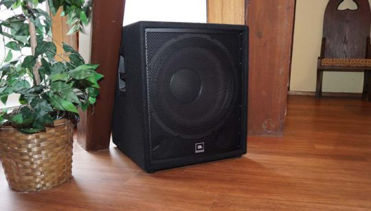 Best subwoofer for church