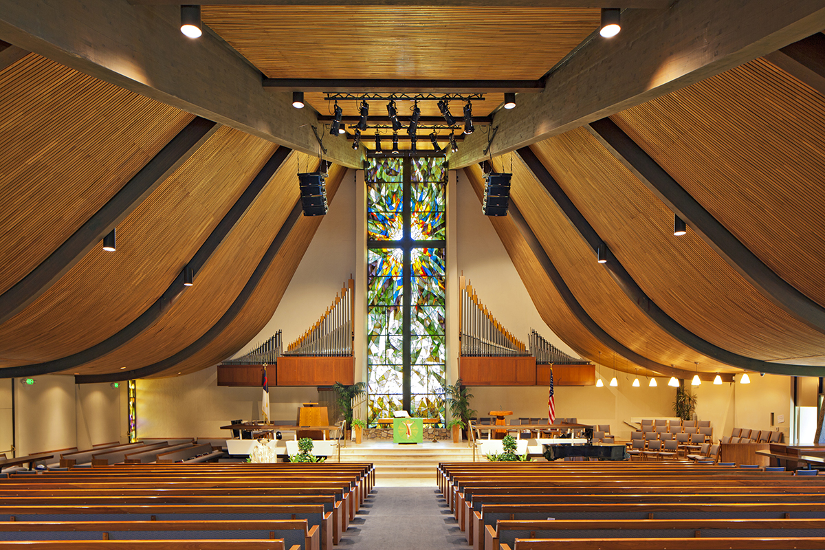How Houses Of Worship Can Redesign Audio And Visual Capacity To Meet Needs Of Social Distancing Era